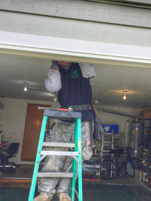 ETS GARAGE DOOR REPAIR OF SALT LAKE CITY CREW