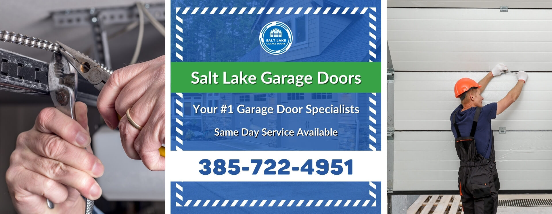 Salt Lake Garage Doors